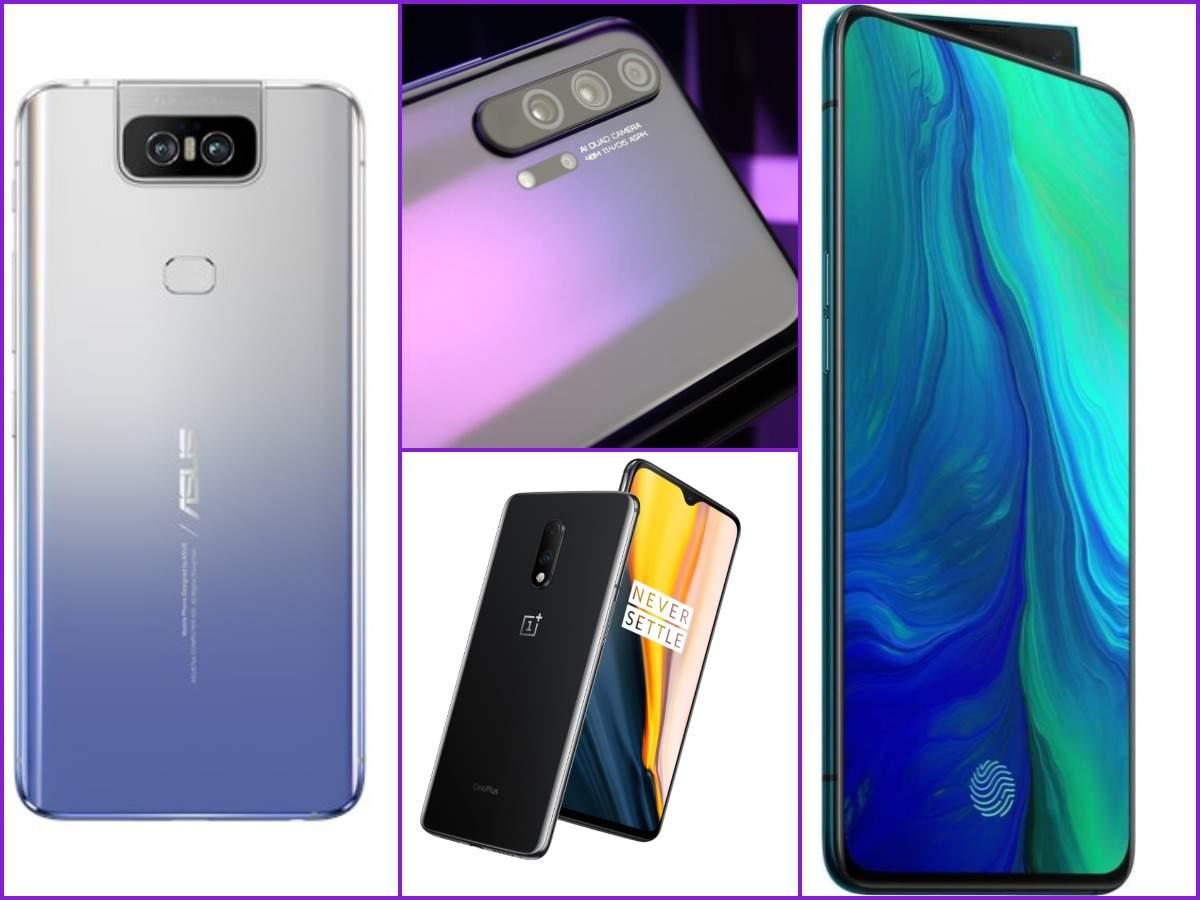 Best new smartphone under Rs 40,000: Asus 6Z vs Honor 20 Pro vs OnePlus 7 vs Oppo Reno 10X Zoom