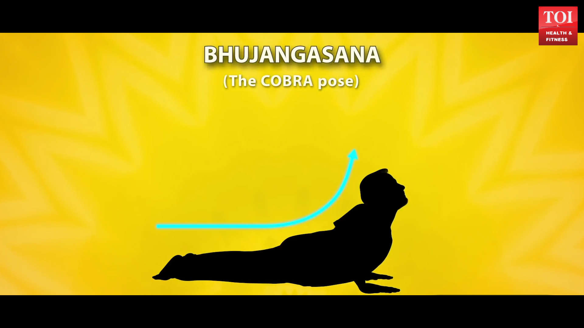 This is the right way to perform Bhujangasana
