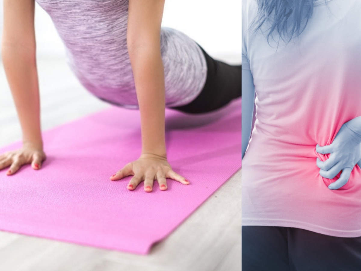 10 Yoga Poses That Can Help You Combat Back Pain The Times Of India