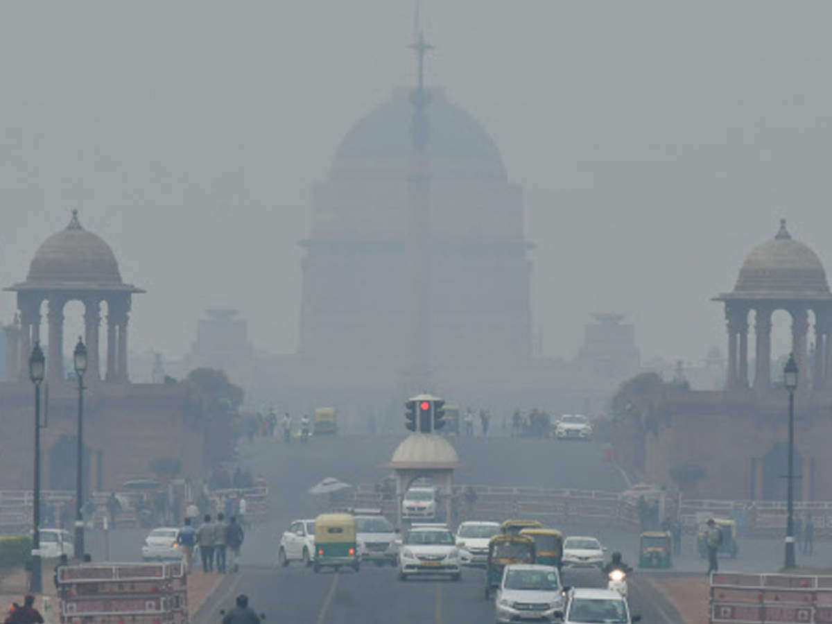 Delhi breached ozone safety mark on one in six summer days