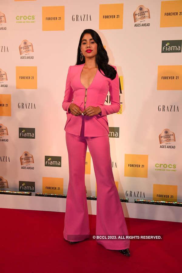 Grazia Millennial Awards 2019: Red Carpet