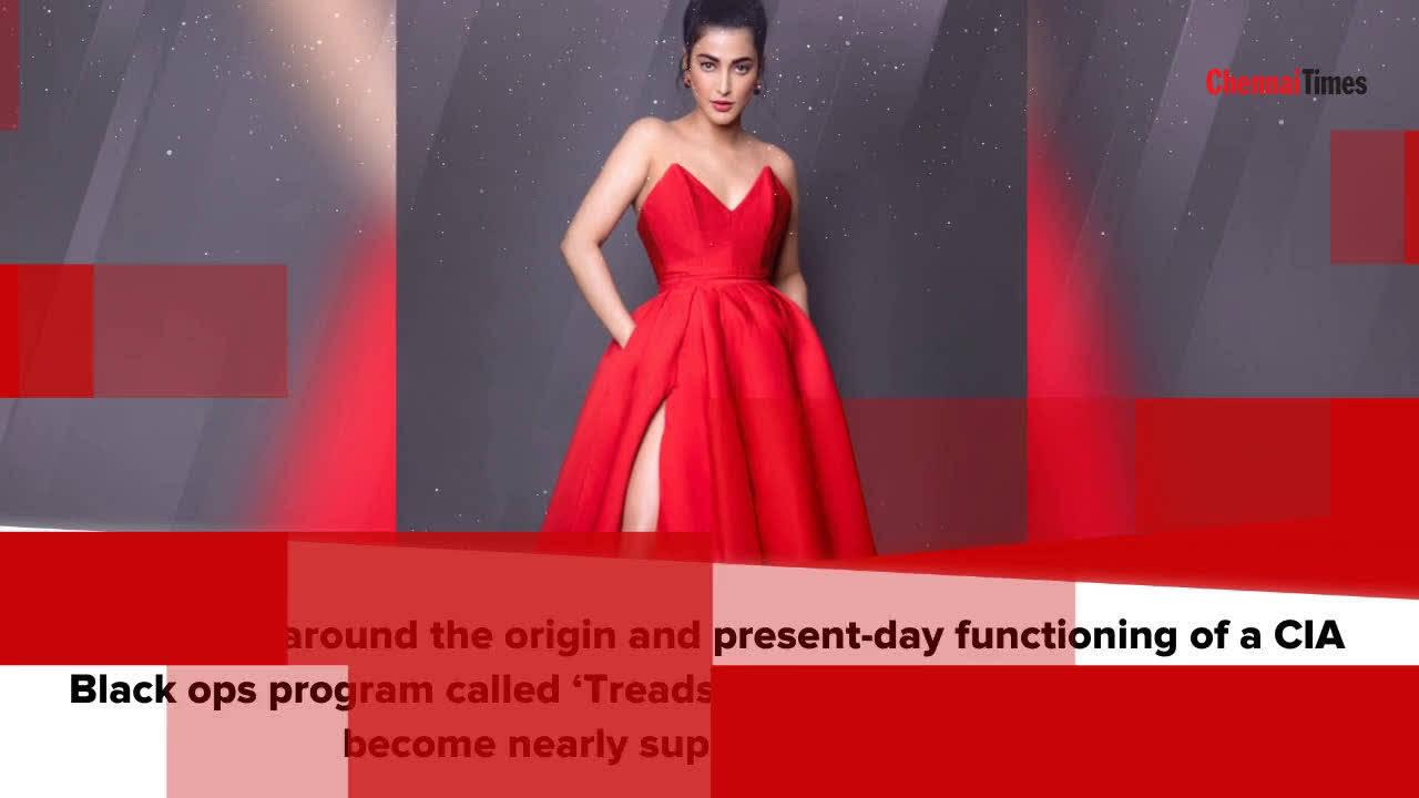 Shruti Haasan bags a role in American series, Treadstone