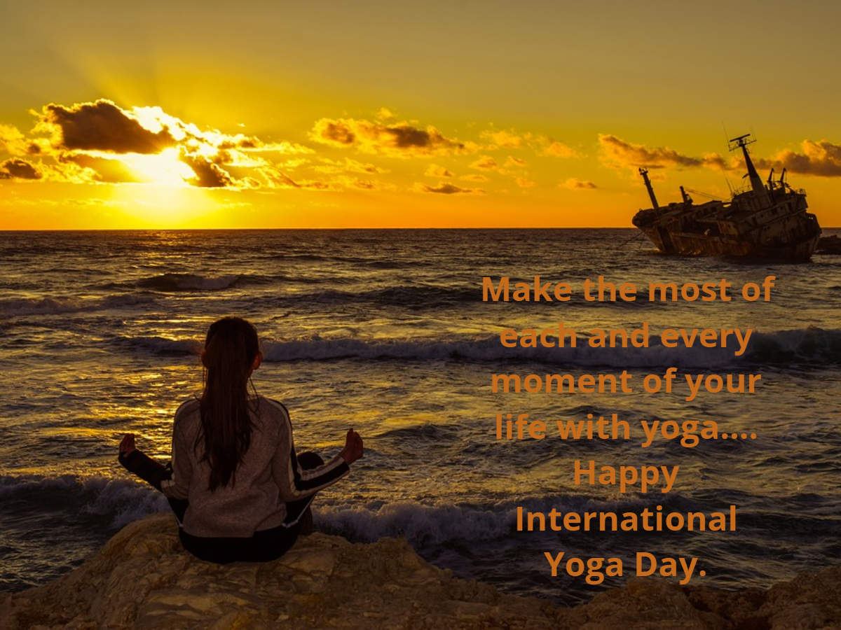 Happy International Yoga Day 2019: Wishes, Messages, Quotes