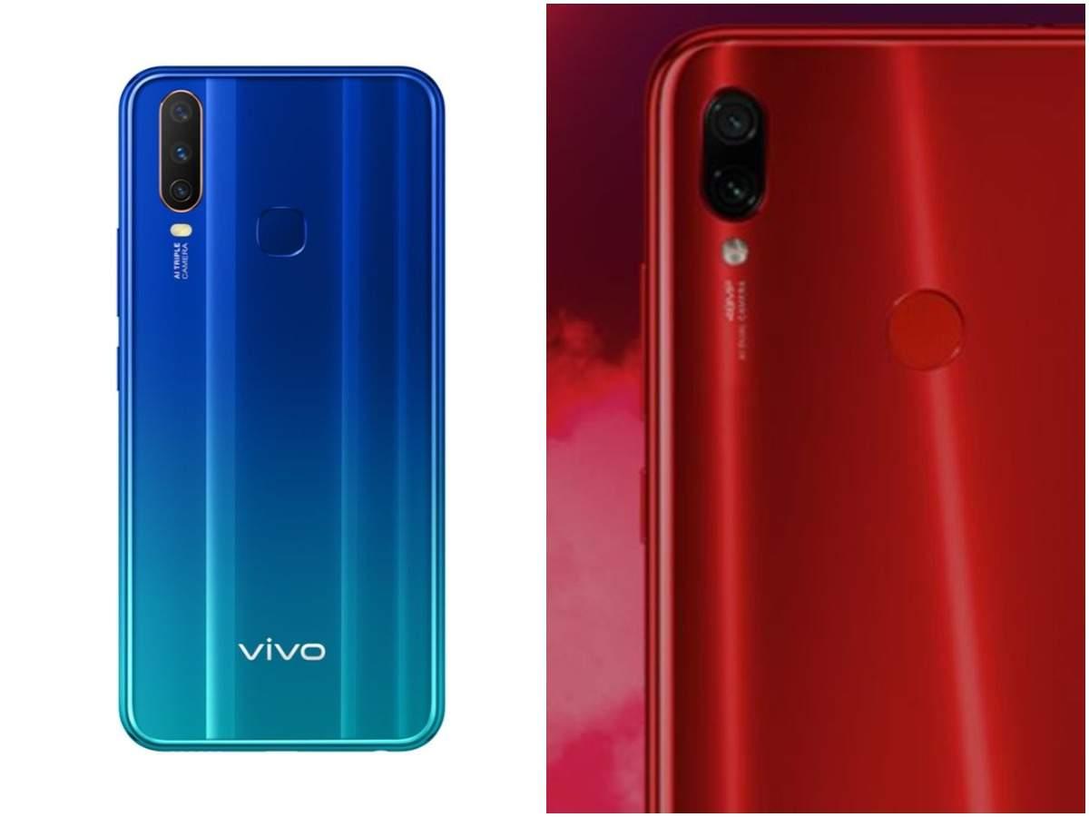 vivo y12 vs xiaomi redmi note 7s: Vivo Y12 vs Xiaomi Redmi ...