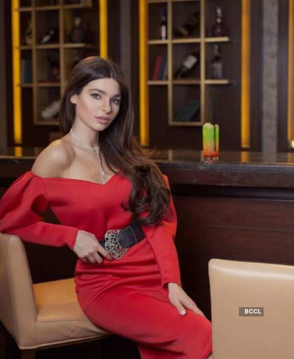 Nini Gogichaishvili crowned Miss World Georgia 2019