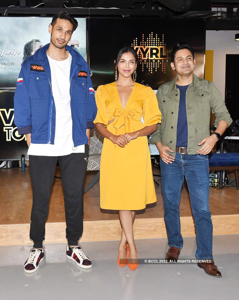 Woh Baarishein: Song launch