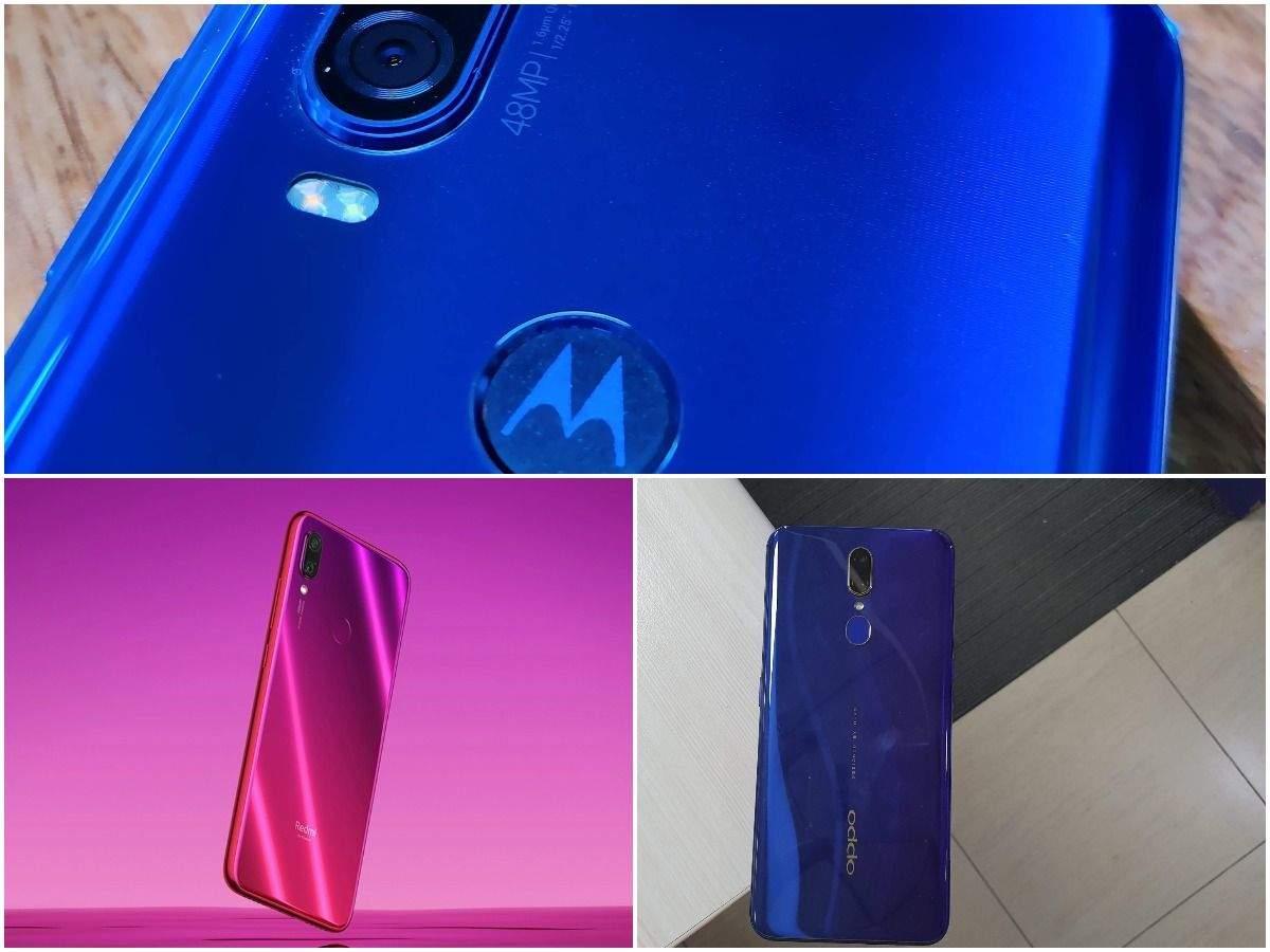 Best 48MP camera smartphone under Rs 20,000: Motorola One Vision vs Xiaomi Redmi Note 7 Pro vs Oppo F11