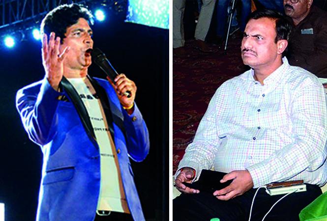 (L) Ashok (R) SN Sabat (BCCL/ Pankaj Singh)