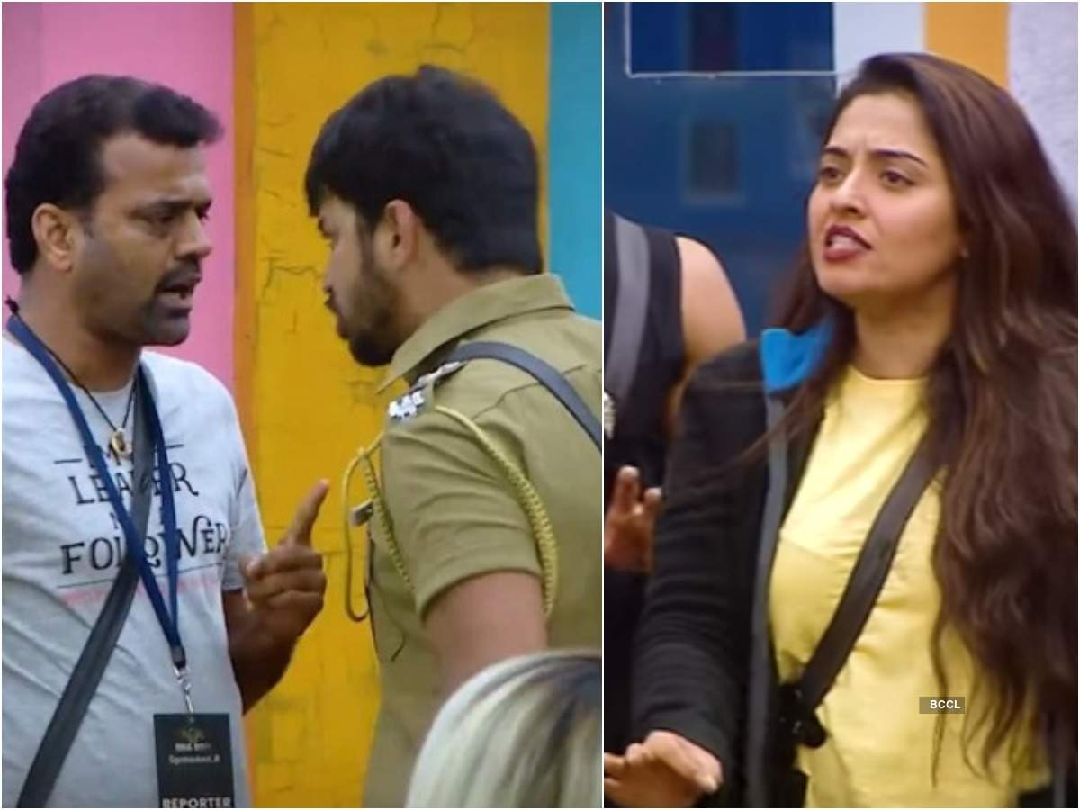 Bigg Boss Tamil: Here's a look at the top 5 fights of the