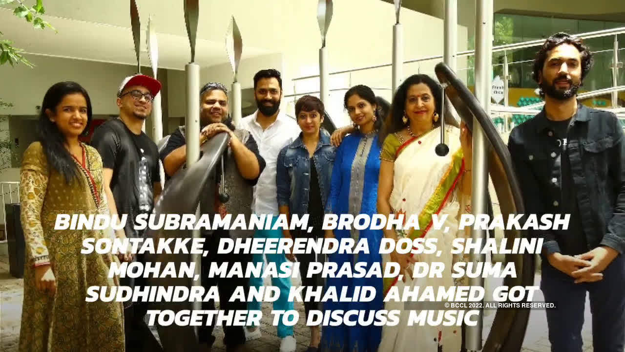 Bengaluru musicians get together for World Music Day