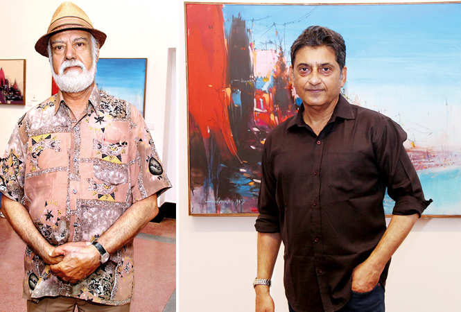 (L) Bhagwan Das (R) Mohammad Rashid (BCCL/ Aditya Yadav)