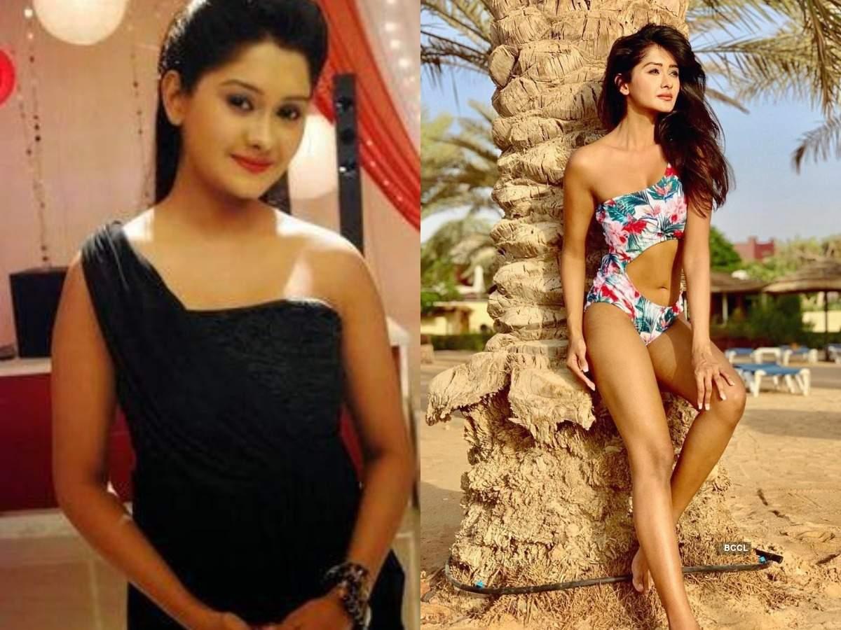 Yeh Rishta Kya Kehlata Hai's Kanchi Singh loses 8 kilos, looks ...