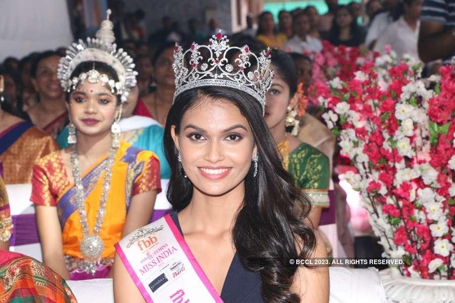 Femina Miss India World 2019: Suman Rao's  Grand Homecoming