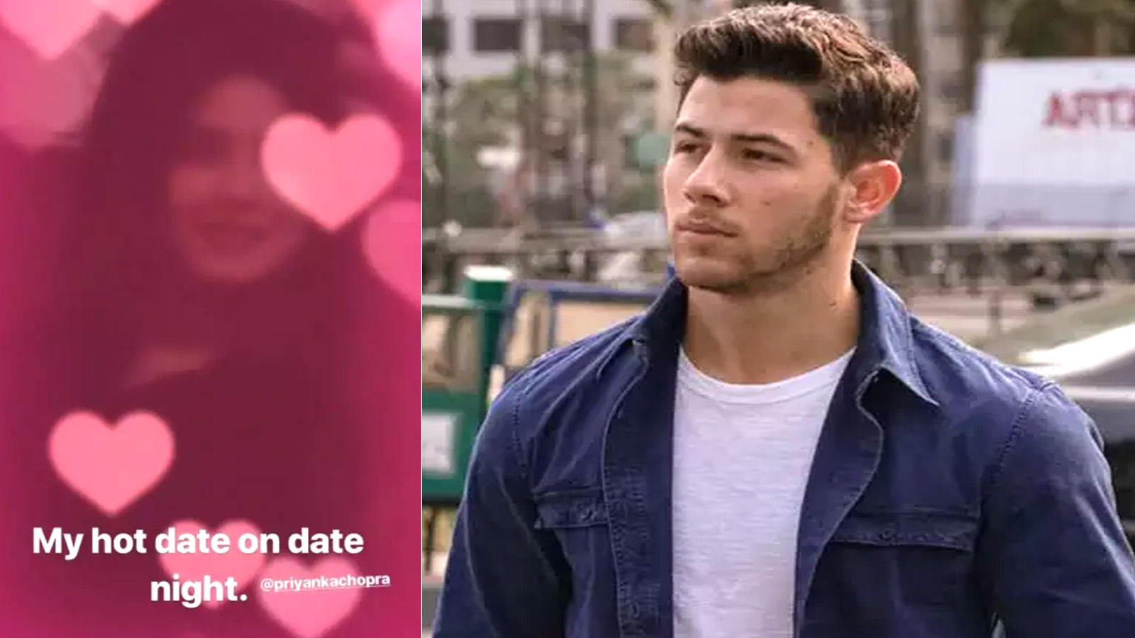 Guess who is Nick Jonas' 'hot date on date night'