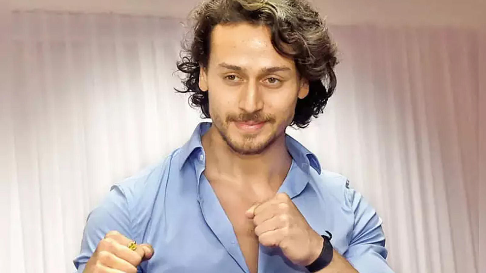 Tiger Shroff: Want my father to be known as 'Tiger Shroff ka daddy'