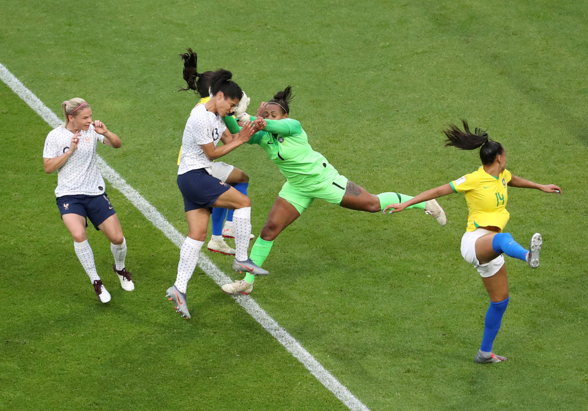 2019 FIFA Women's World Cup: France enters quarter-finals after they beat Brazil