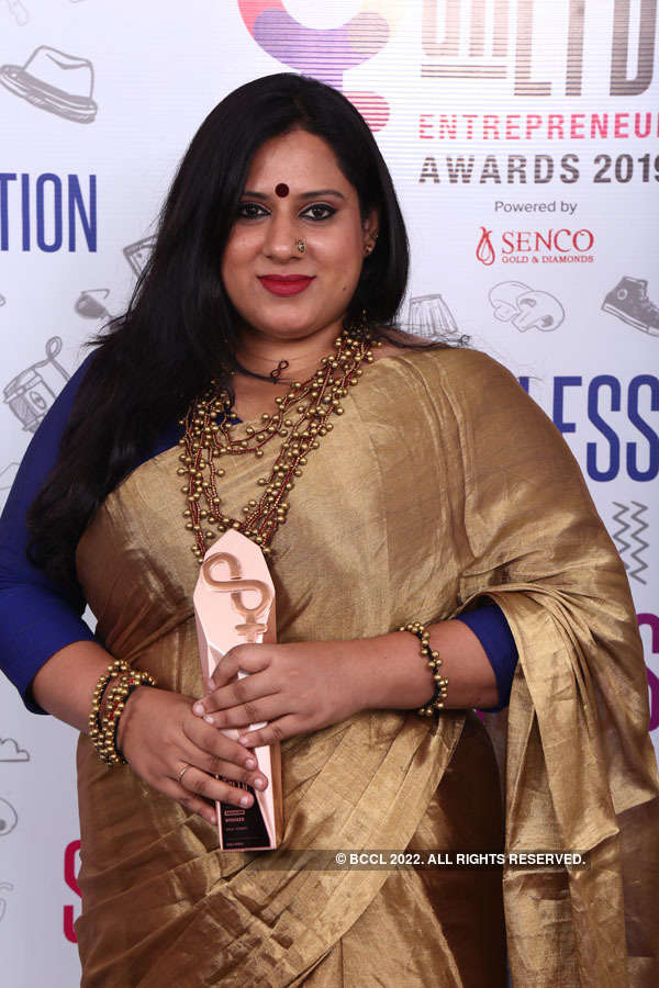 Chennai Times She UnLTD Entrepreneur Awards 2019