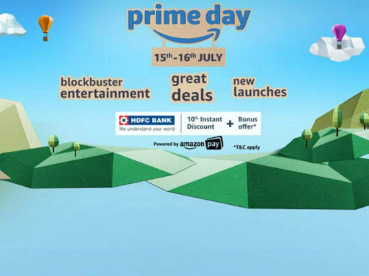Amazon Prime Day to last two days this year