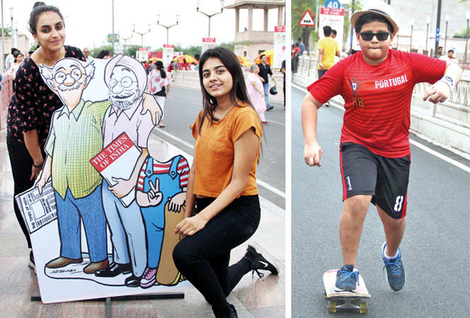 (L) Sakshi and Aastha (R) Akul (BCCL/ Aditya Yadav)