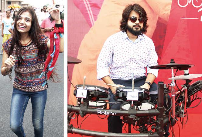 (L) Shreya (R) Amit (BCCL/ Aditya Yadav)