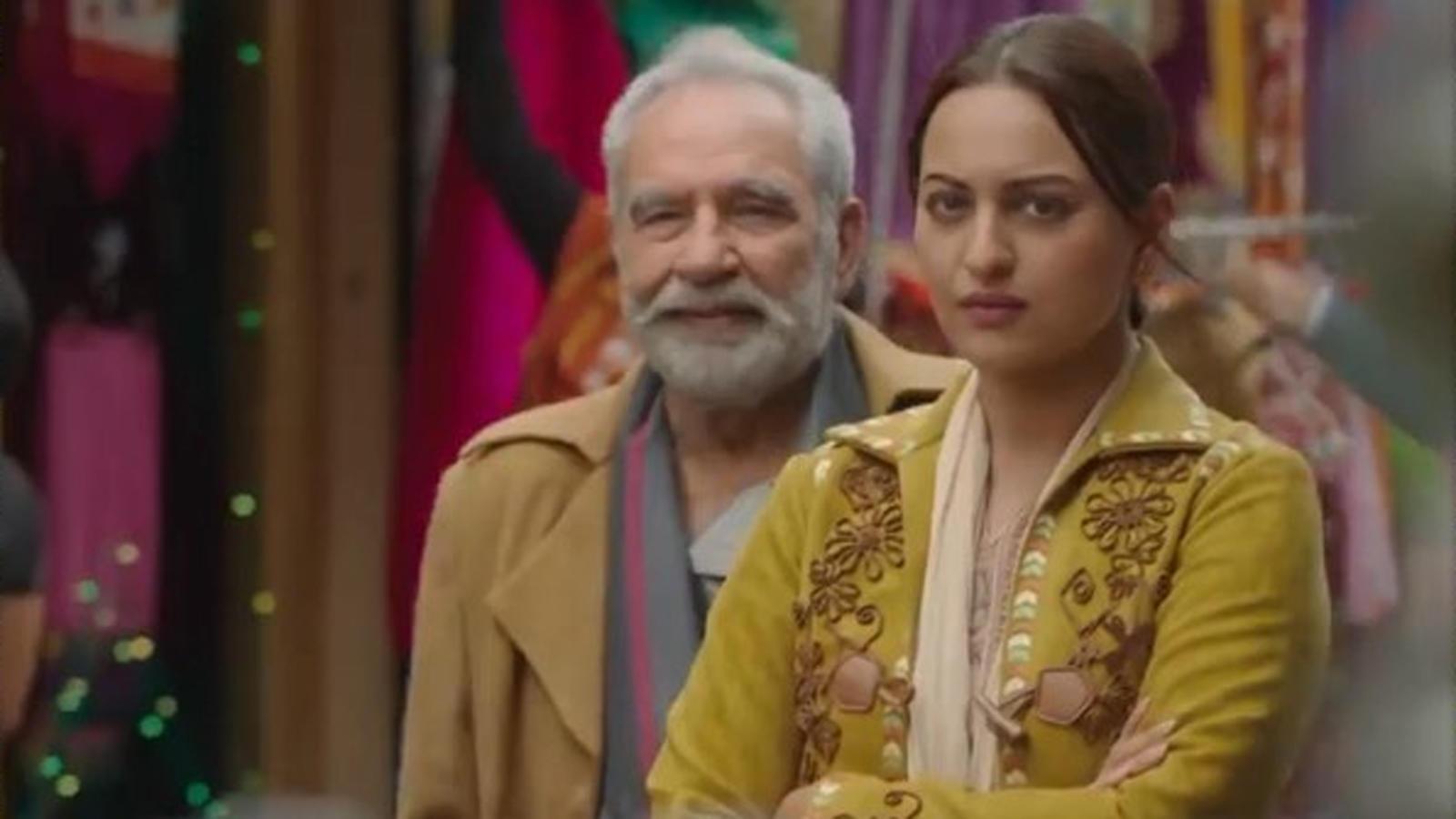 Sonakshi Sinha hopes 'Khandani Shafakhana' changes people's mindset