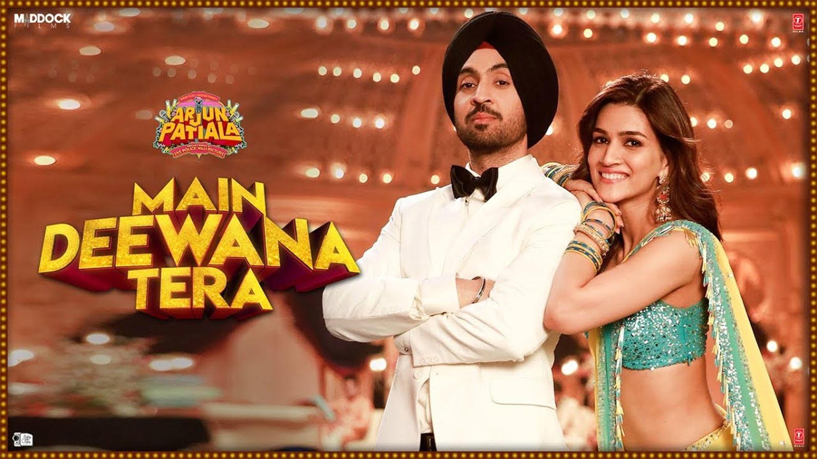 Arjun Patiala | Song - Main Deewana Tera