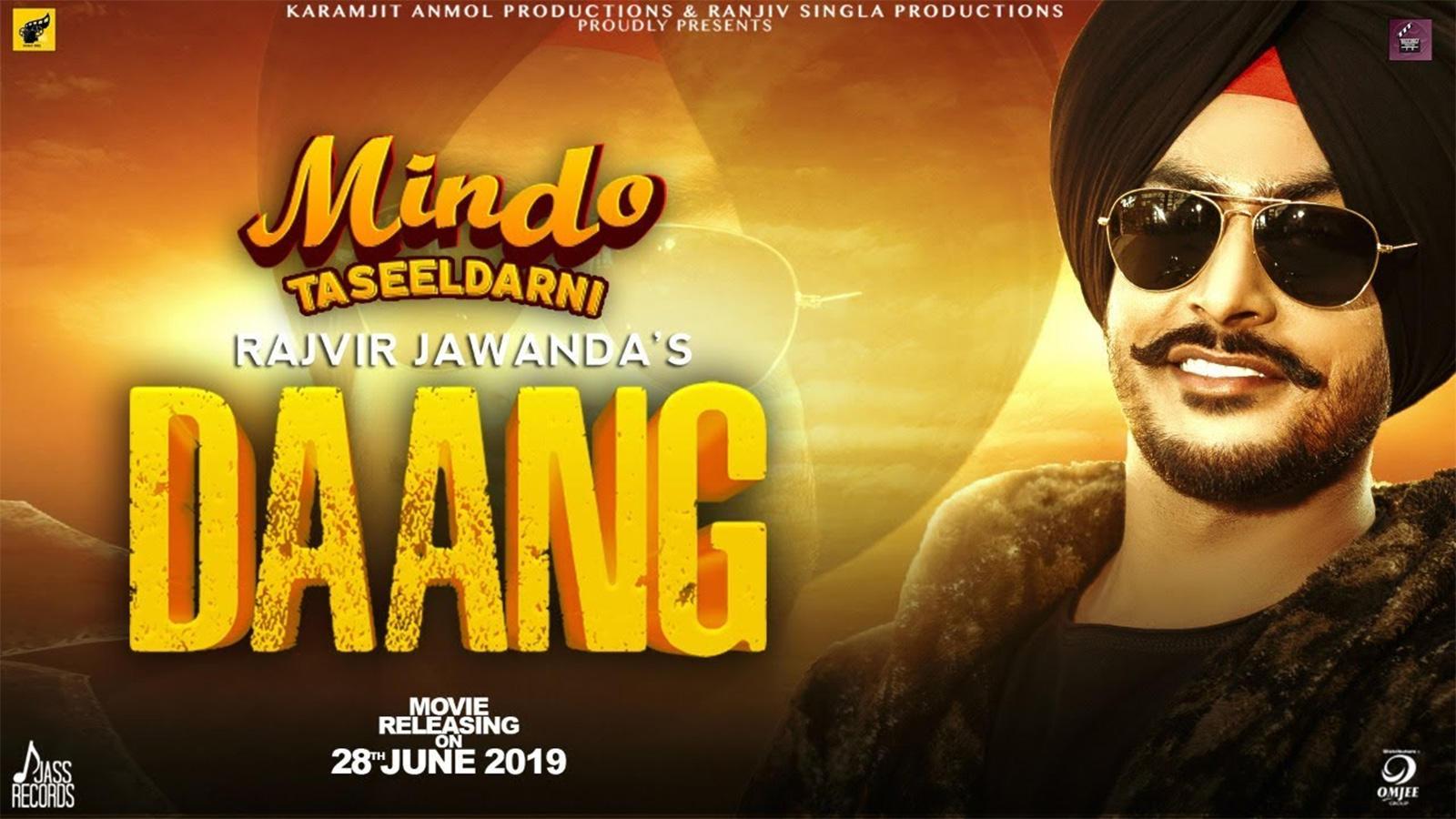 Mindo Taseeldarni   Song - Daang