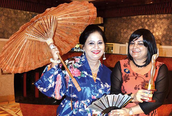 Bhawana Mehta and Roma Chaudhari (BCCL/ IB Singh)