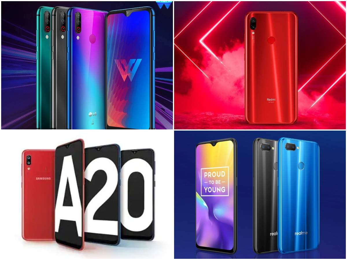 The 'best' smartphone you can get under Rs 12,000: LG W30 vs Xiaomi Redmi Note 7S vs Realme U1 vs Samsung Galaxy A20
