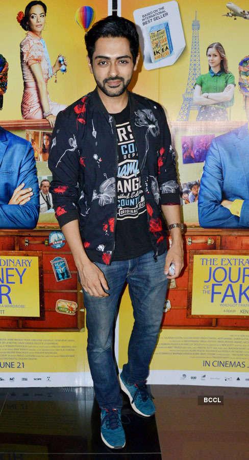 Journey Of The Fakir: Screening