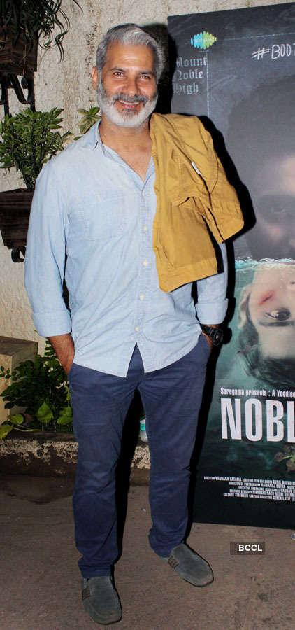 Nobleman: Screening