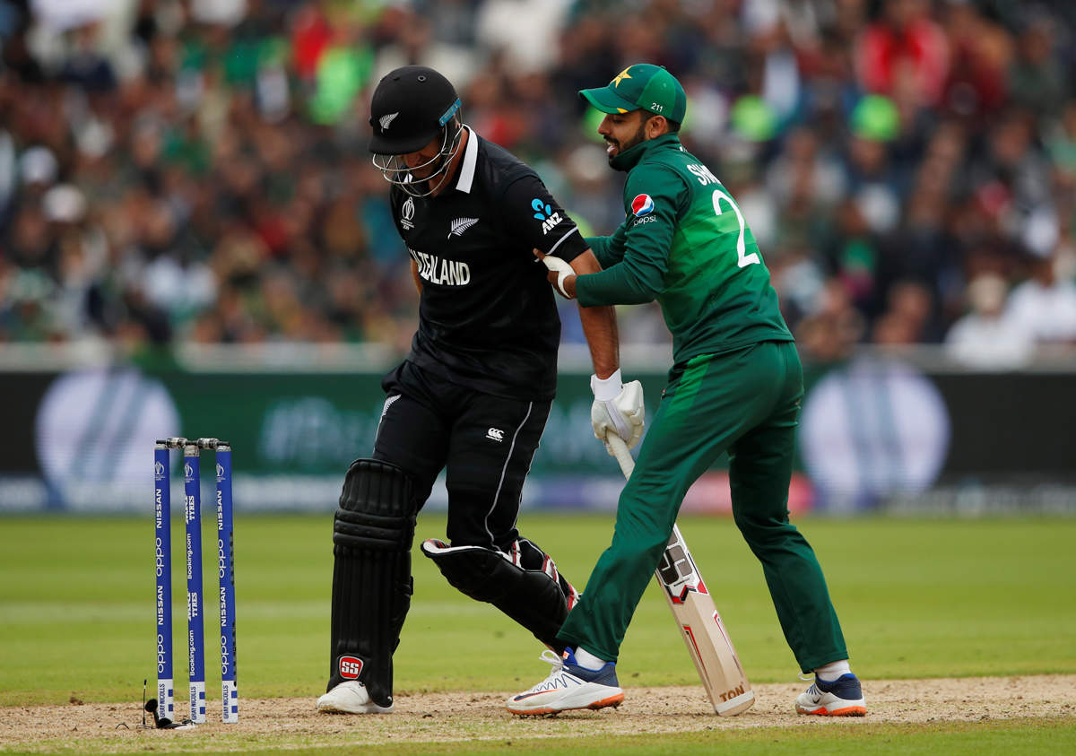 ICC World Cup 2019: Babar Azam's century helps Pakistan beat Kiwis by six wickets