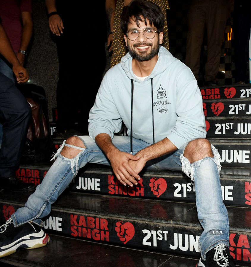 Kabir Singh: Screening