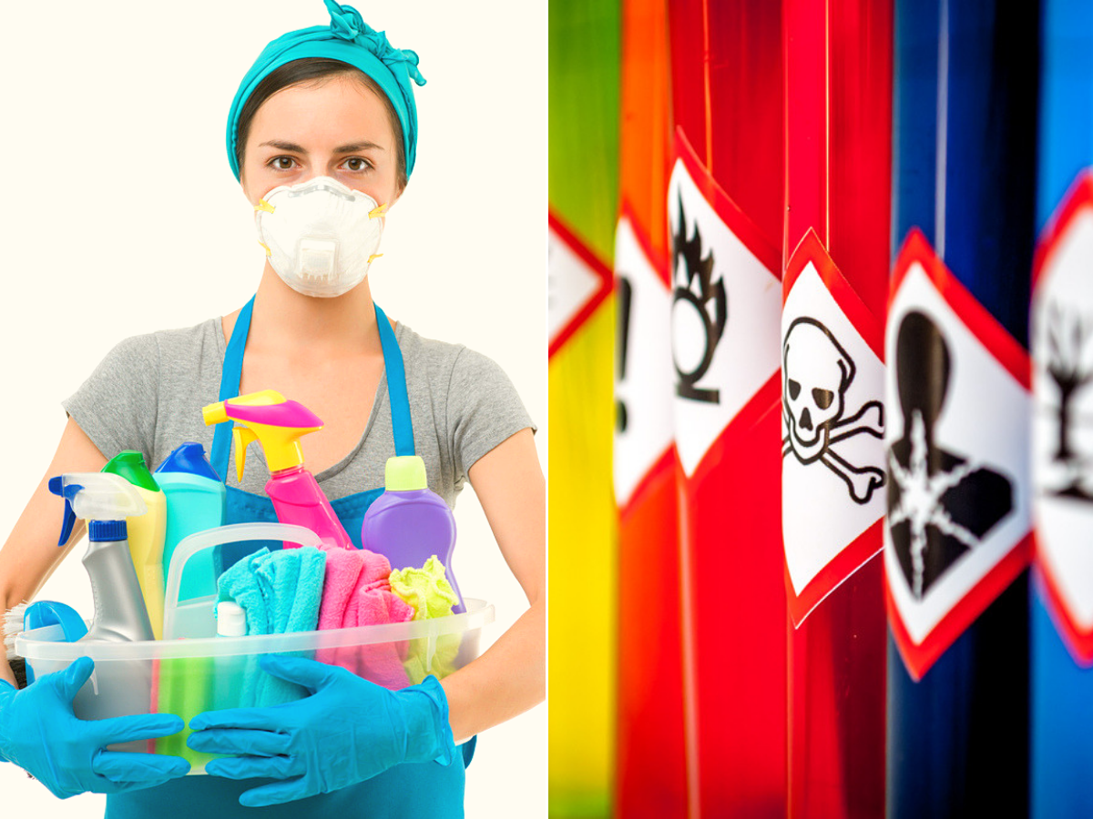 Get rid of these 5 toxic products from your house