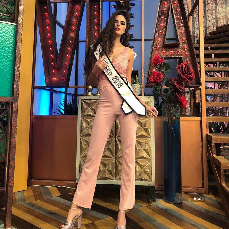 Sofía Aragón crowned Miss Universe Mexico 2019