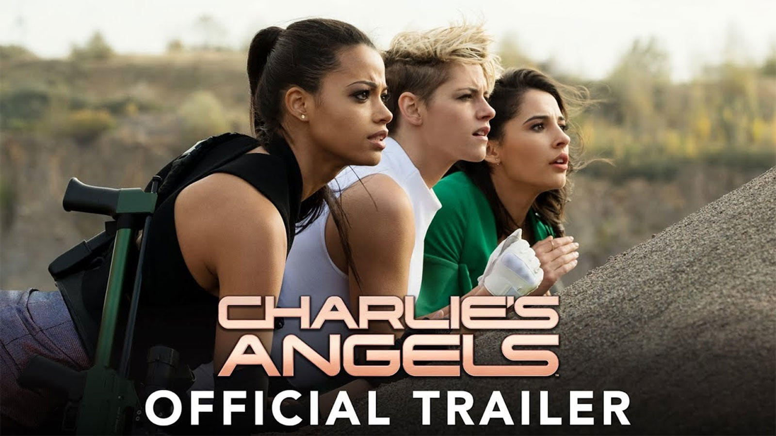 Charlie's Angels - Official Trailer