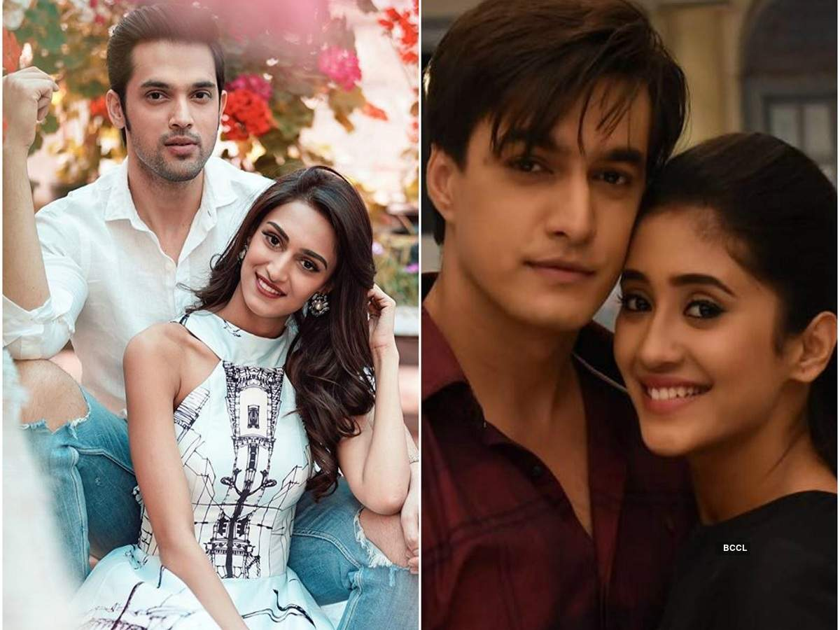These on-screen couples have found love on the sets of their