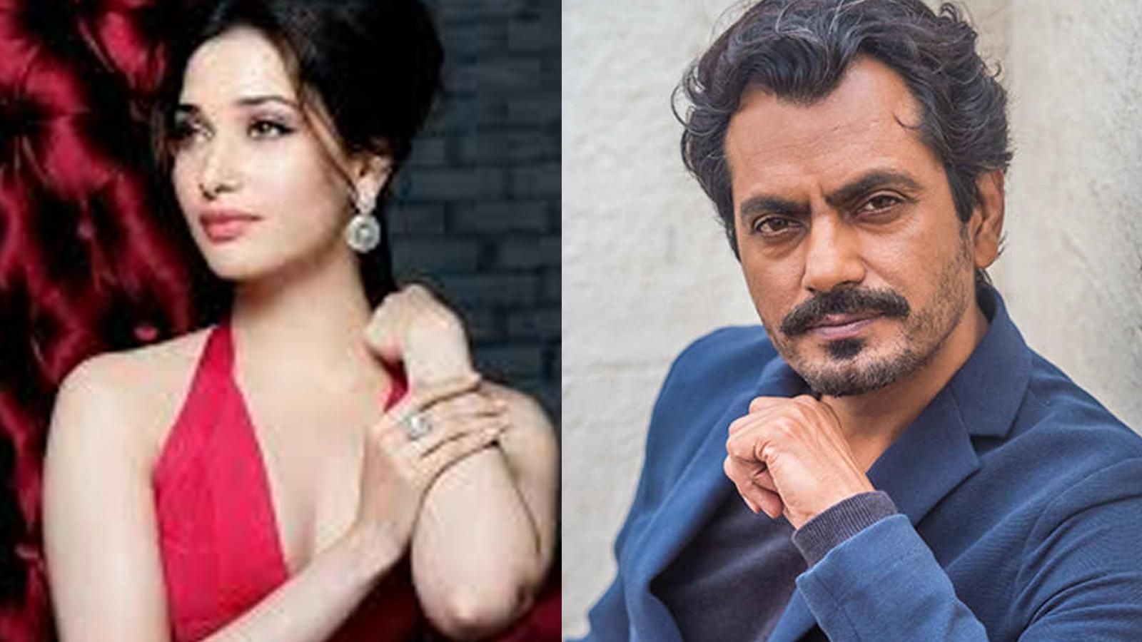 Tamannaah Bhatia to share screen with Nawazuddin Siddiqui in 'Bole Chudiyan'
