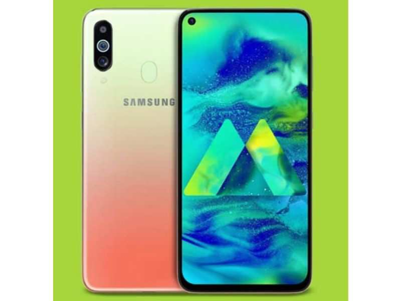 Samsung Galaxy M40 Cocktail Orange version will go on sale during the Prime Day sale