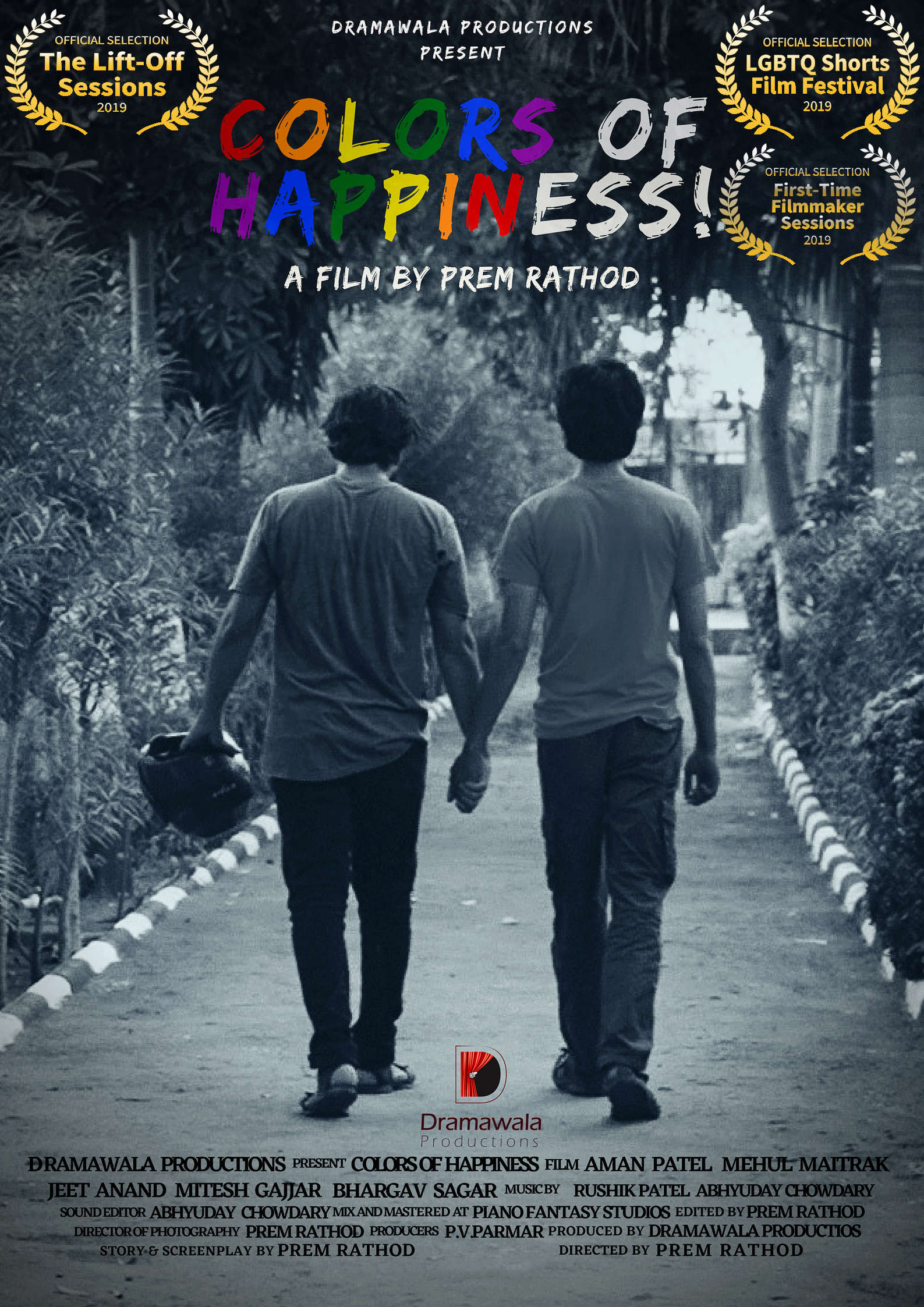 Colors Of Happiness official selection lift off3