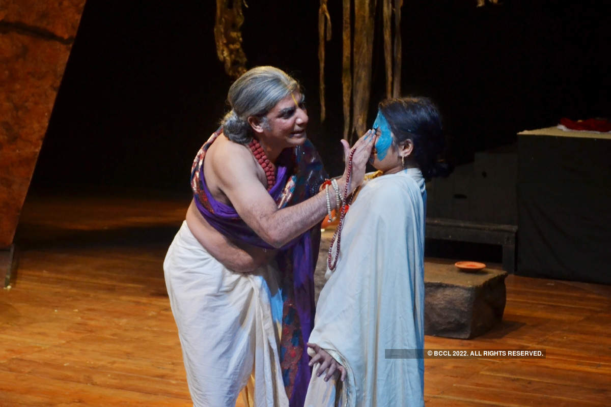 Muktidham: A play