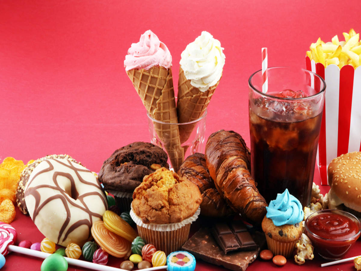 It's time to say no to processed food - Times of India