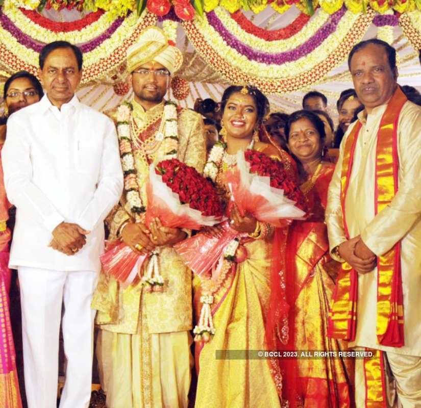 Sneha and Sandeep Kumar's grand wedding ceremony