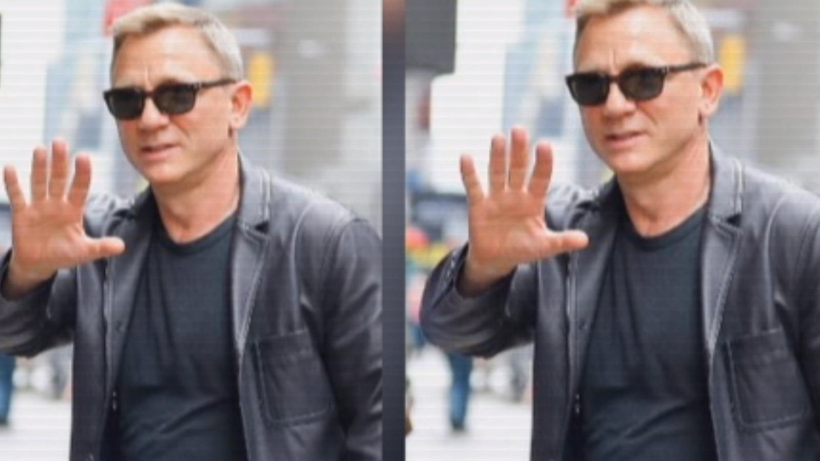 Daniel Craig returns to 'Bond 25' sets after injury