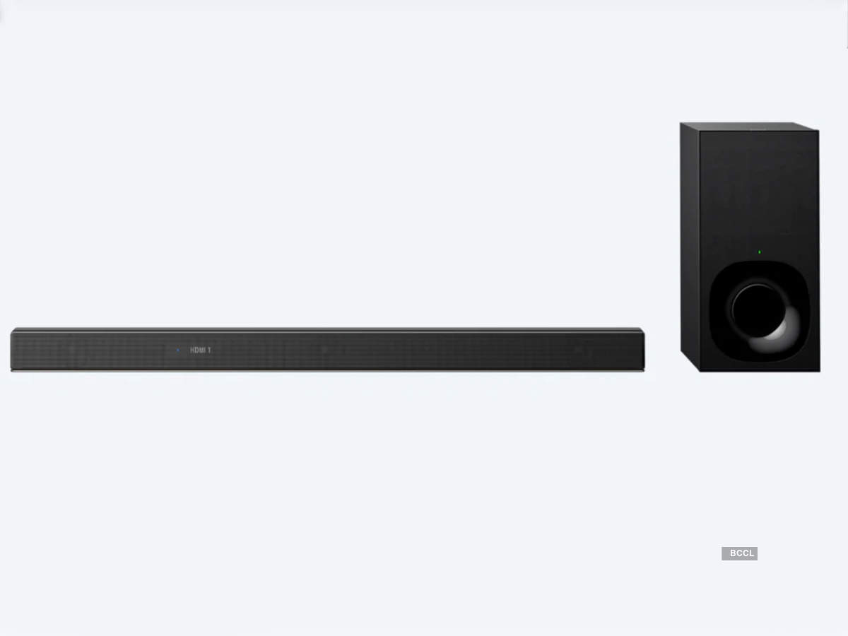 Sony launches HT-Z9F soundbar with Dolby Atmos support