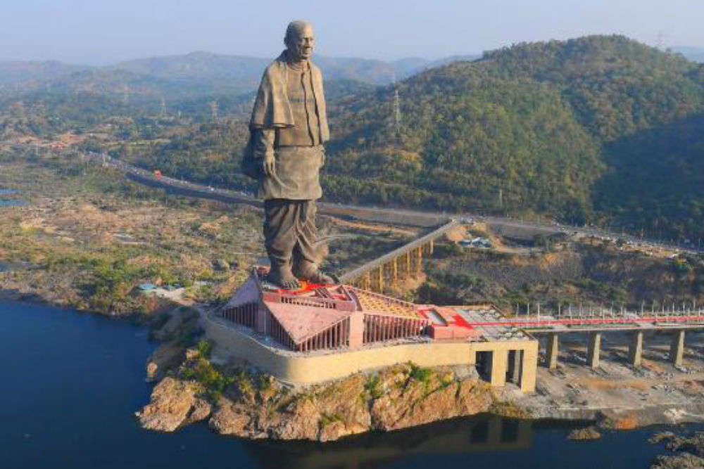 Image result for statue of unity