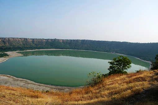 "Image result for lonar lake indiatimes"""