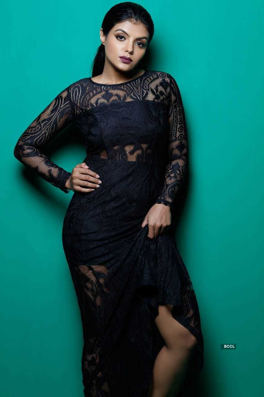 Marathi actress Tejashree Jadhav's talent has helped her bag a Bollywood film