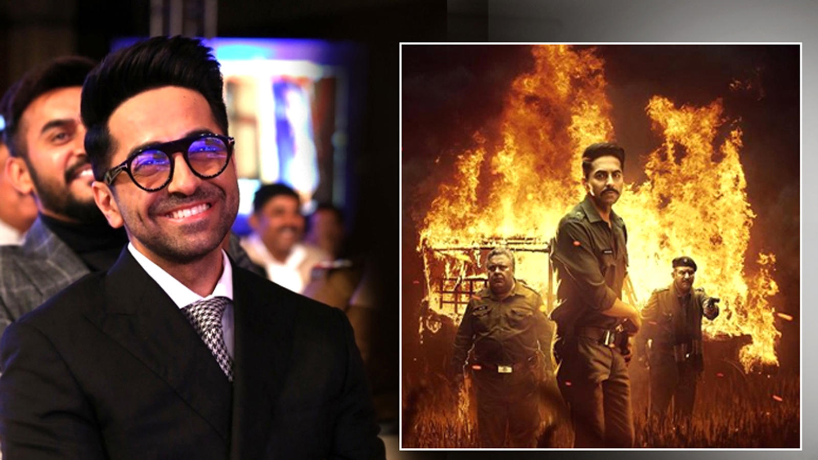 Ayushmann Khurrana delighted with performance of 'Article 15'