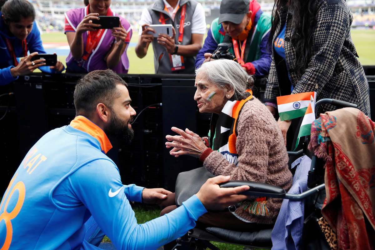 ICC World Cup 2019: Virat and his boys enter the semifinal